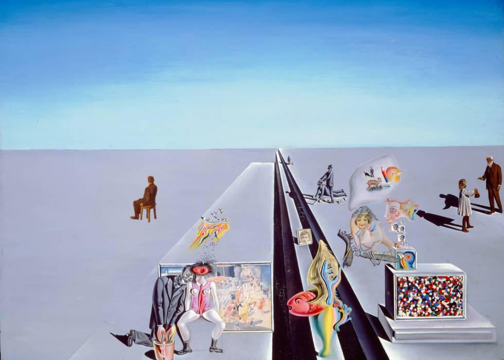 Dalí y Duchamp, diálogo entre gigantes de la provocación
