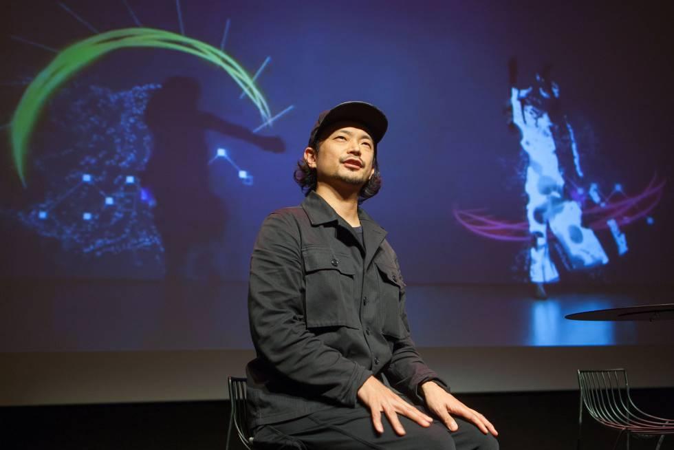 Daito Manabe, el hombre que hacía bailar a los robots