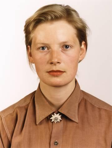 Porträt (P Stadtbäumer), 1988