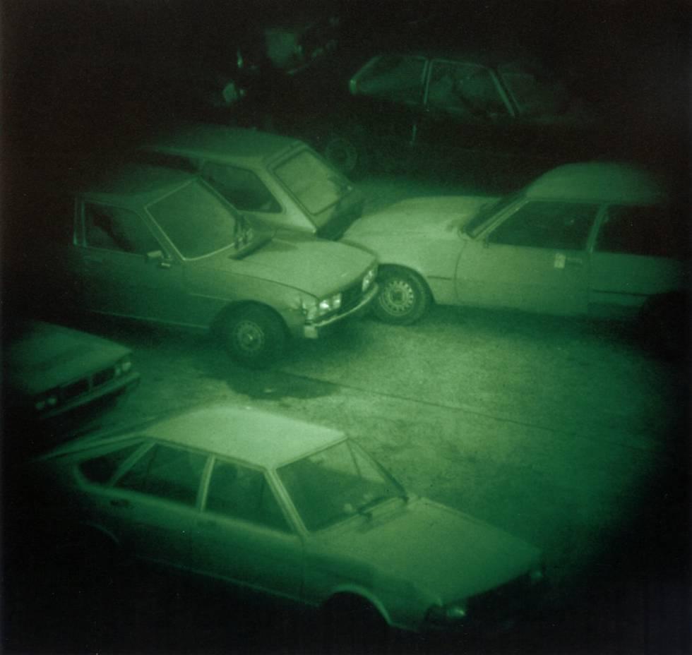Nacht 9 II (Night 9 II),1992