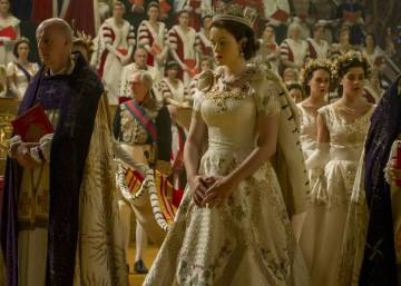 'The Crown', historia de una reina