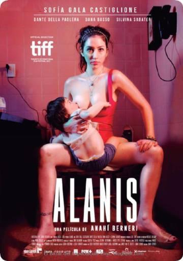 Cartel promocional de 'Alanís'.