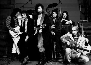 Bob Dylan y Tom Petty and The Heartbreakers.
