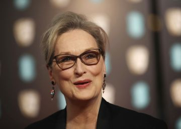 Meryl Streep repudia a Harvey Weinstein tras el escándalo sexual