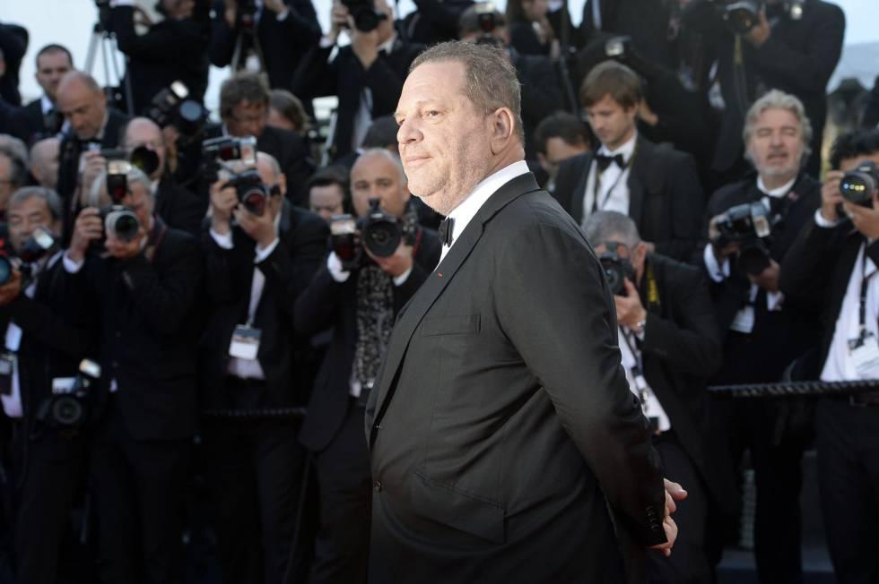 Harvey Weinstein, en un estreno en 2013.