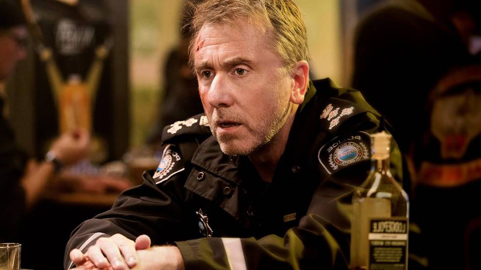 Tim Roth en 'Tin Star'.