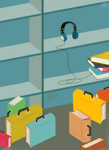 Audiolibros: una revolución a la Netflix para recuperar lectores