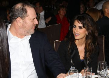 "Penélope Cruz laments Harvey Weinstein's ""abuse of power"""