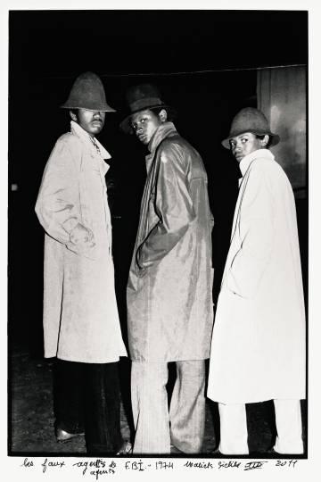 Les faux agents du FBI, 1974