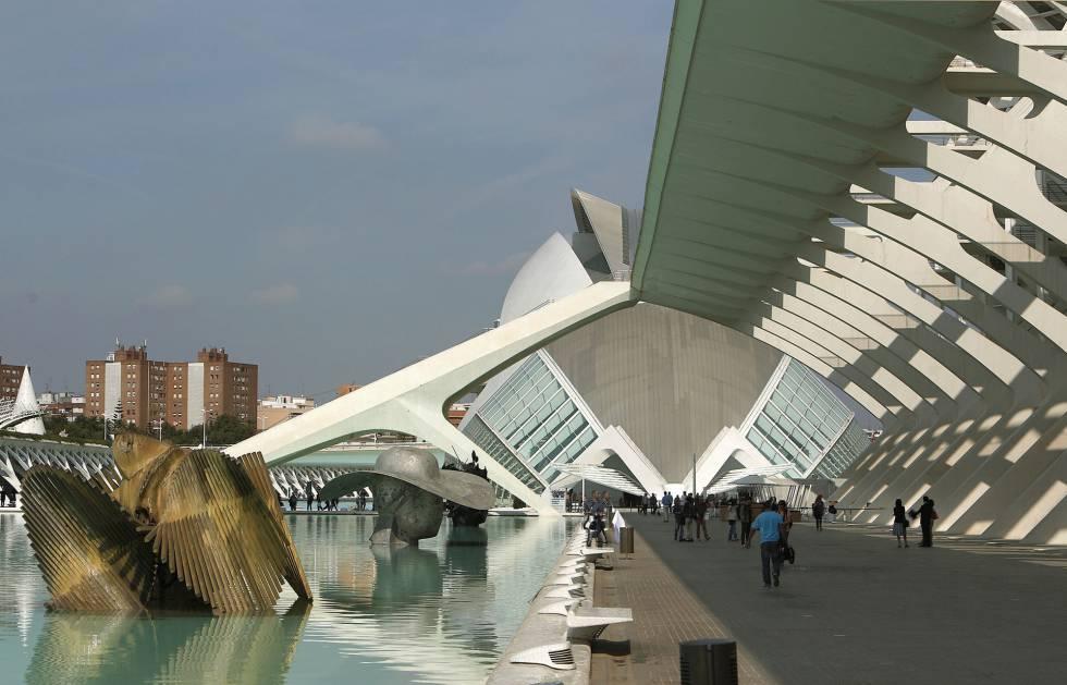 La Segunda Vida De La Ciudad De Las Artes Y Las Ciencias Cultura El País