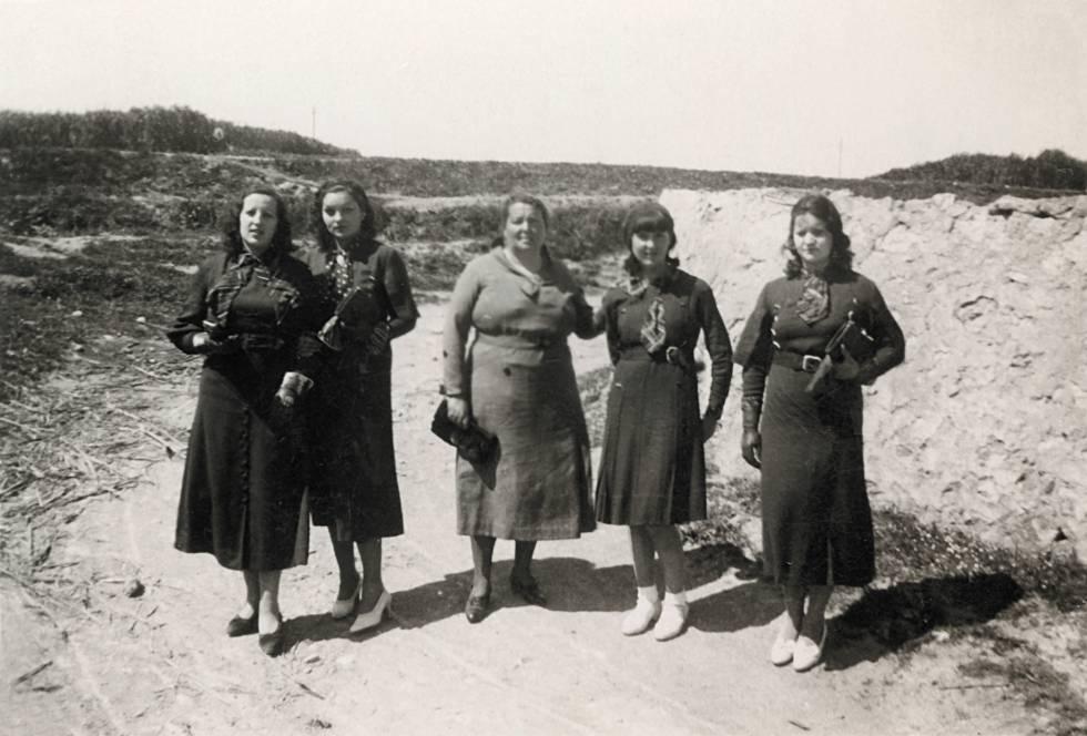 """Guerra Civil: """"Querido diario: hoy mataron a tres mujeres en el ..."""