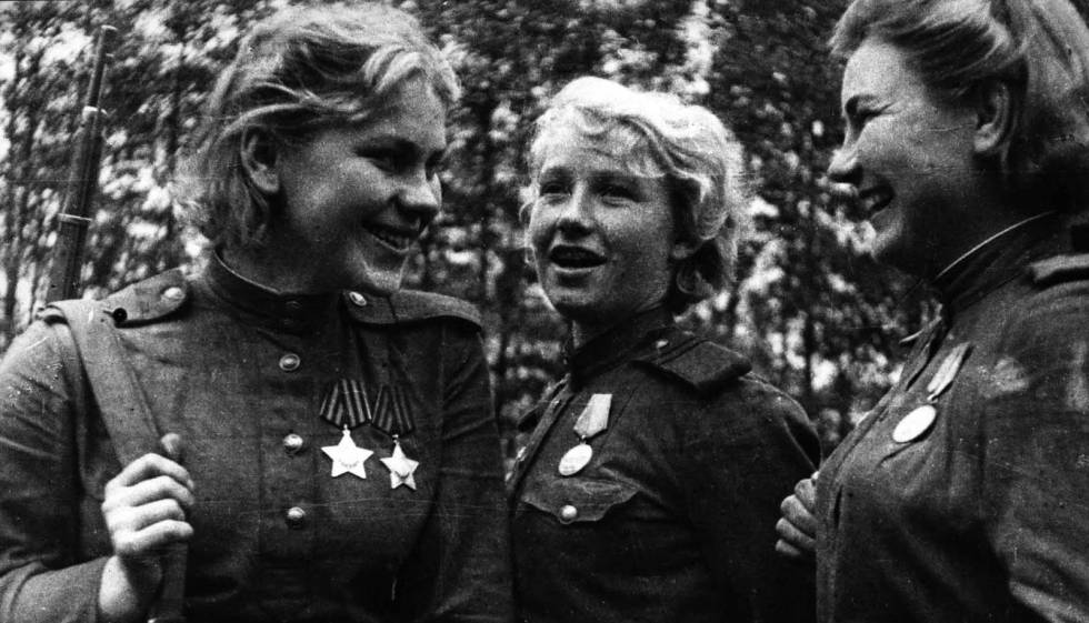 As meninas soviéticas que estouravam os miolos dos nazistas