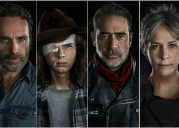 The Walking Dead\': Dónde y cuándo ver el estreno de la temporada 8 ...