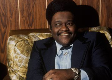 Muere Fats Domino, la voz amable del 'rock & roll'