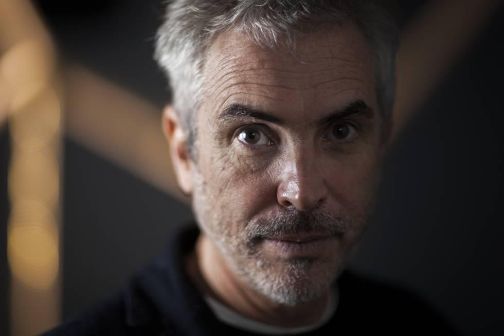 Alfonso Cuarón, en el CUEC.