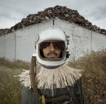 Imagen del libro 'Afronautas' (2012), de Cristina de Middel.