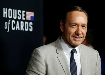 Netflix rompe com Kevin Spacey