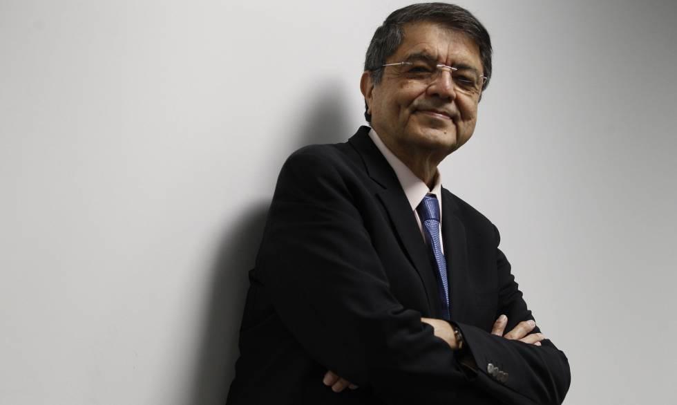 Sergio Ramírez, ganador del Premio Cervantes 2017.