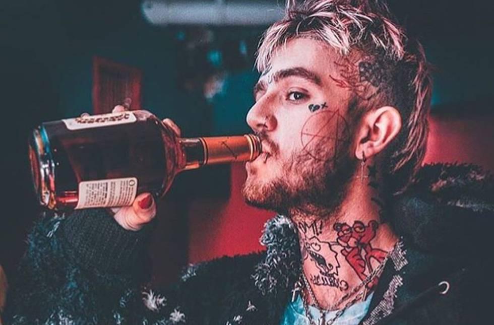 Lil Peep Joven Promesa Del Rap Muere A Los 21 A 241 Os