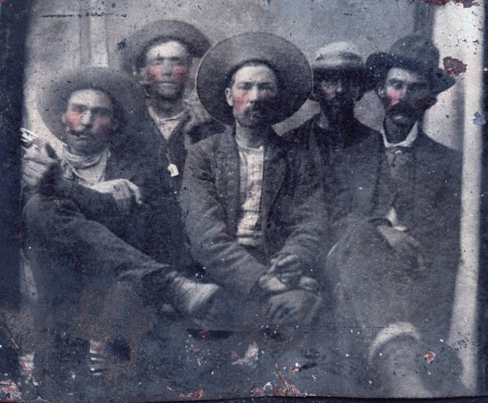 Billy the Kid e Pat Garrett