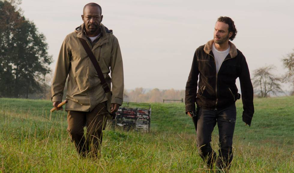 Morgan será el personaje que pase de \'The Walking Dead\' a \'Fear The ...
