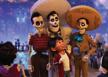 Mexico wowed by Pixar's Day of the Dead tribute 'Coco'