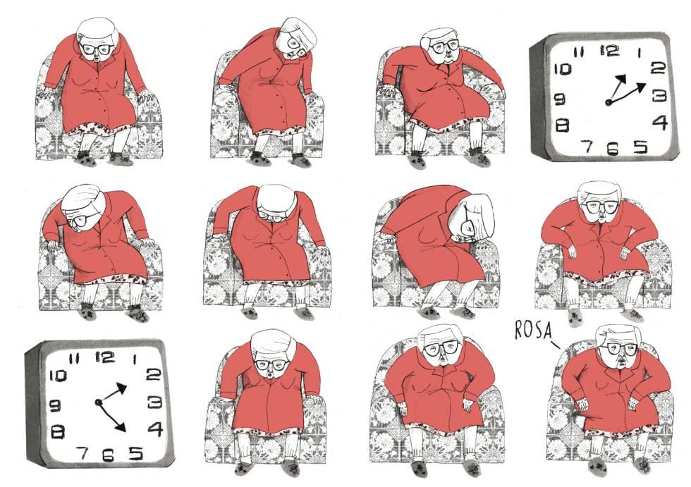 Elogio de las abuelas