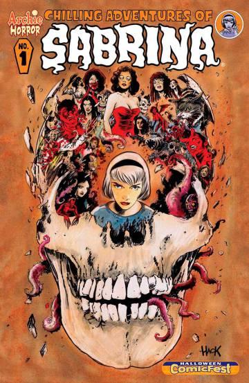 La Bruja Sabrina Regresa Con Una Version Oscura A Netflix