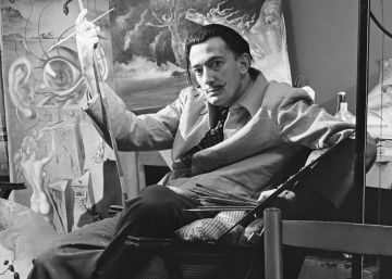 An online catalogue tracing the lifetime journey of Salvador Dalí