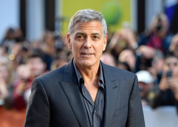 "George Clooney: ""Racism is our unresolved original sin"""
