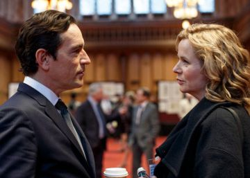 'Apple Tree Yard', infiel y acusada