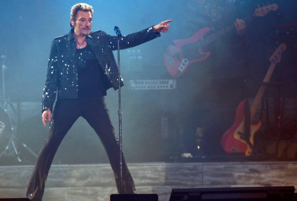 Fallece johnny hallyday cotilleando el mejor foro de for Conciertos paris 2017