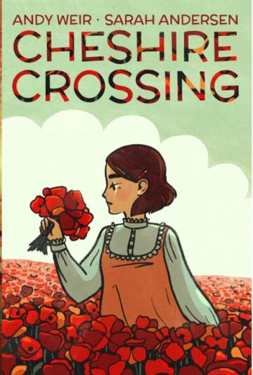 Portada del tebeo 'Chessire crossing'.