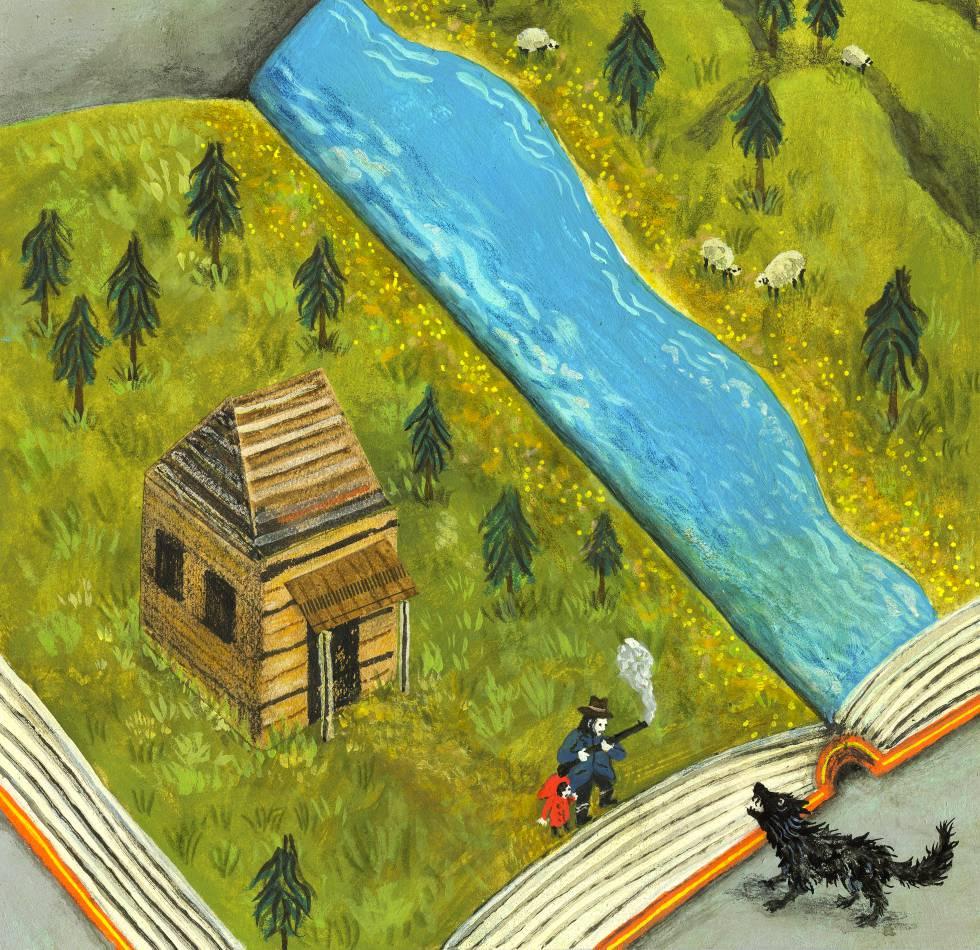 Ilustración de Manuel Marsol.
