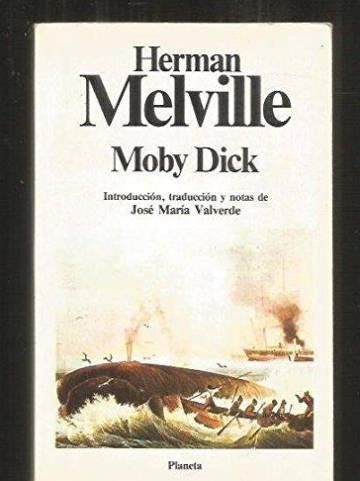 ¿Por qué estamos obligados a leer un tostón como 'Moby Dick'?