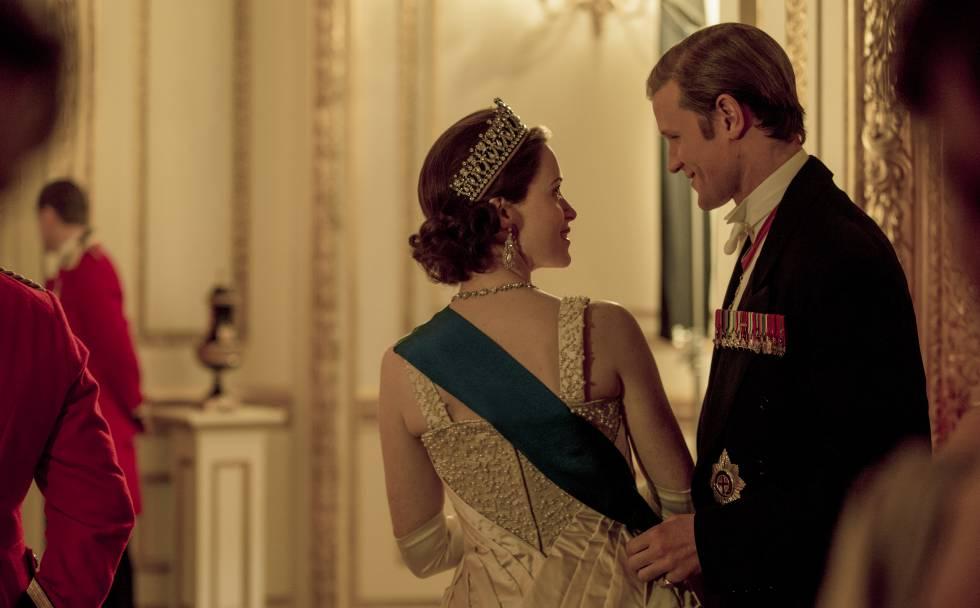'The Crown': Quando Elizabeth II sofria infidelidades e não confiava em Jackie Kennedy