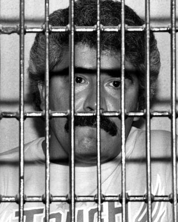 Rafael Caro Quintero, tras las rejas.