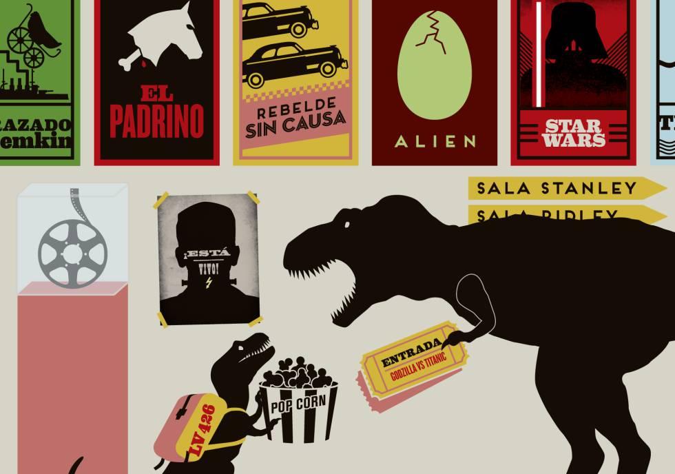 La historia del cine, en pocos minutos