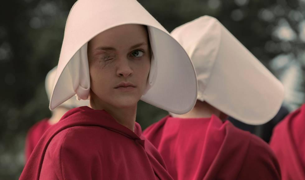 'The Handmaid's Tale'.