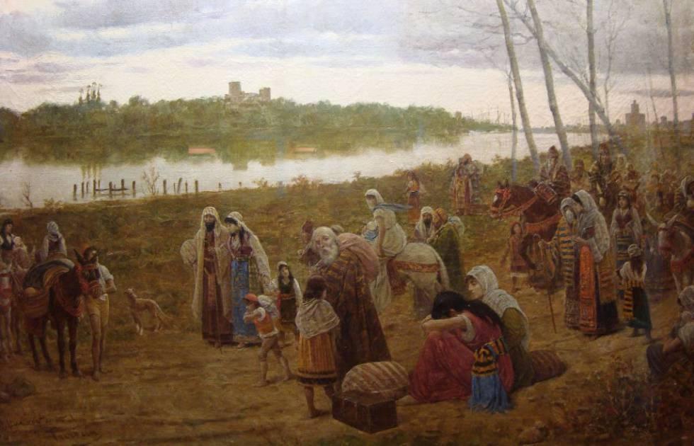 'La expulsión de los judíos de Sevilla', de Joaquín Turina.