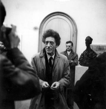 Giacometti no acababa nunca
