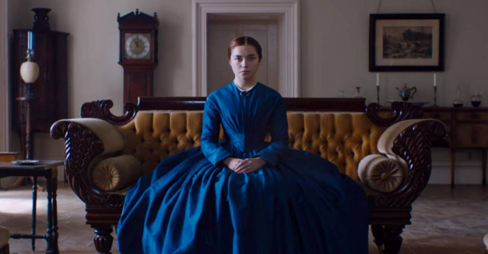 Florence Pugh, en 'Lady Macbeth'.