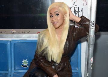 Cardi B, la 'exstripper' que ha destronado a Taylor Swift