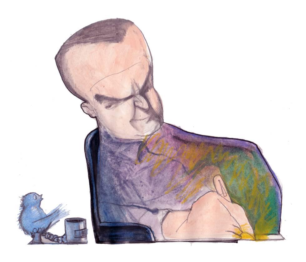 Resultado de imagen para Para qué les sirve Twitter a los escritores