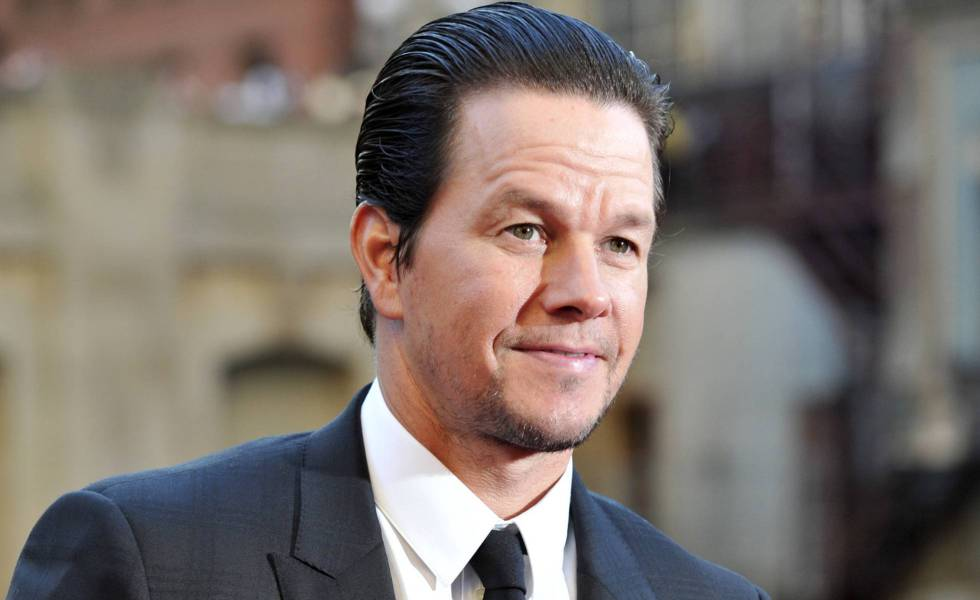 Mark Wahlberg , en el estreno de Transformers en Chicago.