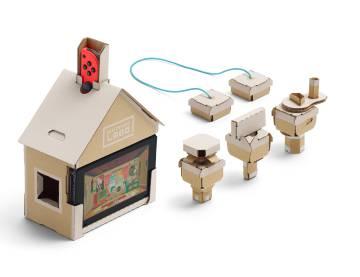 El Toy-Con casa de Nintendo Labo.