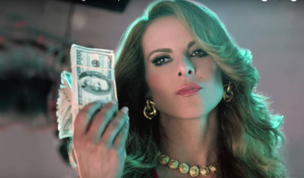 Kate del Castillo vuelve a ser la reina