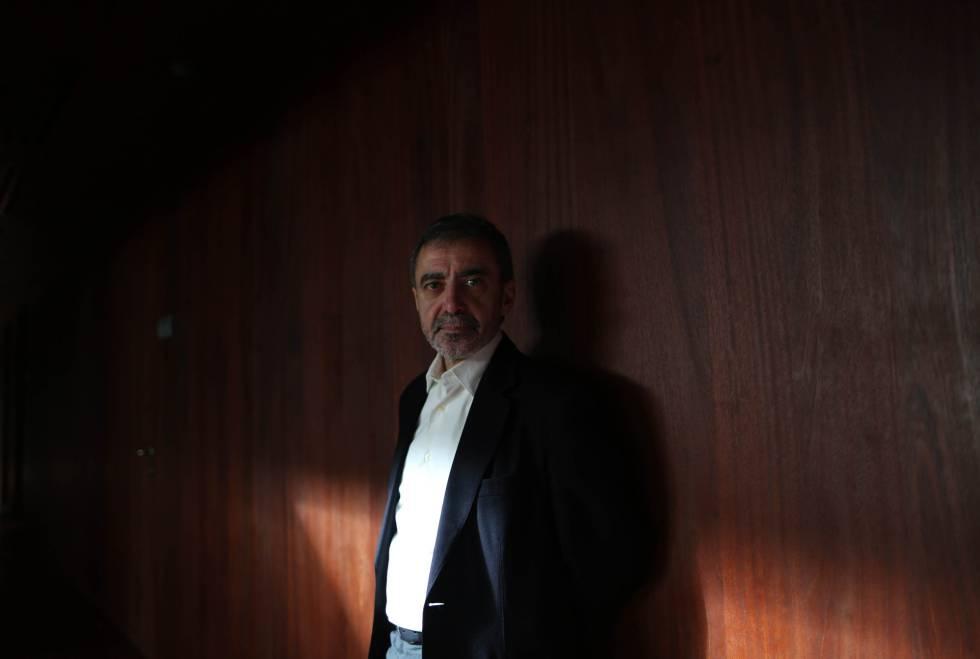 Manuel Borja-Villel, el pasado 11 de noviembre.