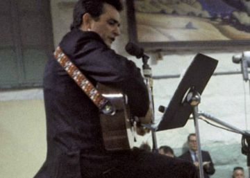 Johnny Cash, entre rejas