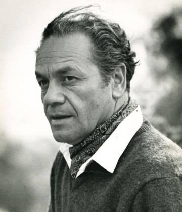 o poeta chileno Nicanor Parra.